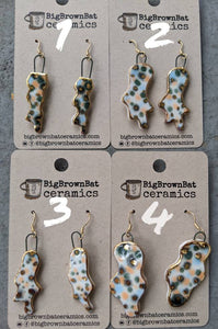 Funfetti Porcelain Earrings