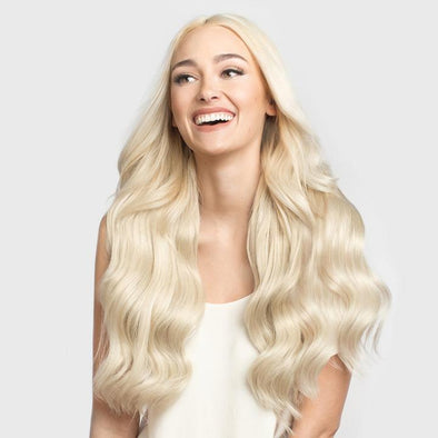 "Platinum Blonde wig- 20"" (180g)"
