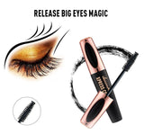 New 4D Silk Fiber Lash Mascara Waterproof Rimel 3d