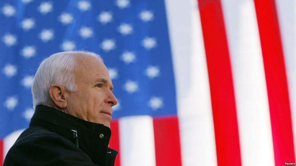 John McCain | What His Presence Meant To Minorities