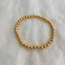 Load image into Gallery viewer, Stretchy gold filled bracelet