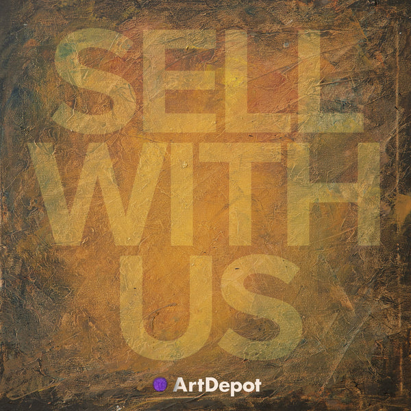 Sell with us for artists Artdepot