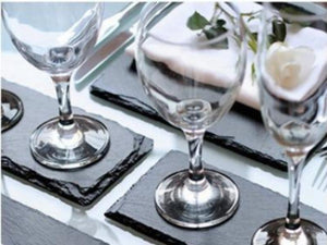 Example of Eco-Friendly Natural Stone Table Pieces