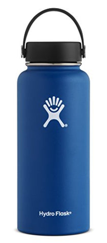 Double Wall Vacuum Insulated Stainless Steel Water Bottle - Kind4Earth