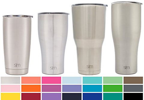 Stainless Steel Vacuum Insulated Travel Mug - Kind4Earth