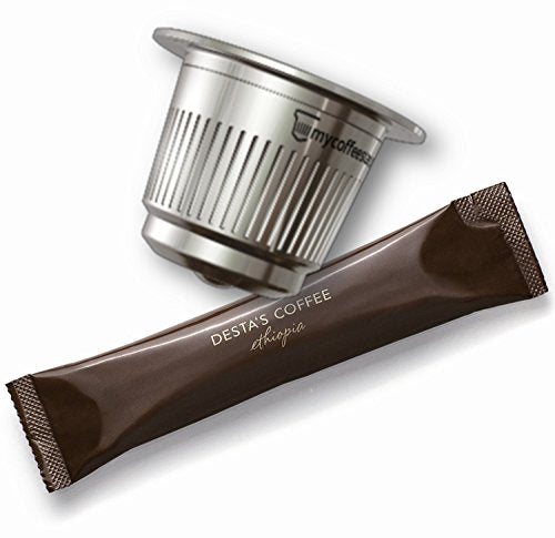 Refillable Stainless Steel Nespresso Compatible Capsule - Kind4Earth