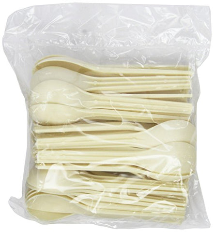 Plant Starch Cutlery (1000) - Kind4Earth