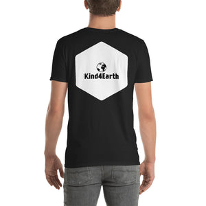 Kind4Earth Black Unisex T-Shirt - Kind4Earth