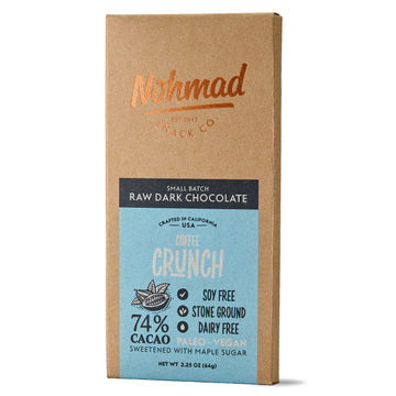Coffee Crunch - 74% Cacao