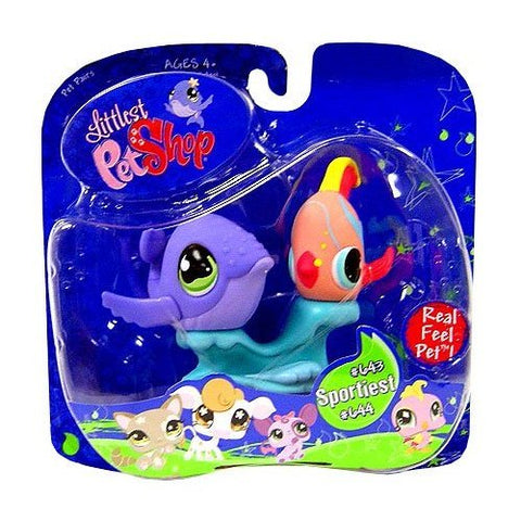 Littlest Pet Shop Toy Store Littlest Pet Shop Pet Pairs Sportiest