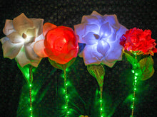 3 Foot, LED Flower