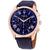 Bulova Classic Chronograph Blue Dial Mens Watch 97B170