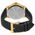Gucci G-Timeless Silver Dial Black Leather Mens Watch YA1264027