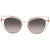 Fendi Grey Cat Eye Ladies Sunglasses FF0176S01053