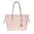 Michael Kors Voyager Medium Multifunction Tote - Soft Pink