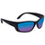 Costa Del Mar Fisch Polarized Blue Mirror Sunglasses FS 01 OBMGLP