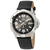 Orient Titanium Black Dial Mens Watch FUNE6002A