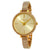 Michael Kors Jaryn Crystal Gold Sunray  Dial Ladies Watch MK3784
