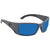 Costa Del Mar Blackfin Matte Grey Rectangular Sunglasses BL 98 OBMP