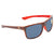 Costa Del Mar Remora Medium Fit Grey Rectangular Sunglasses REM 133 OGP