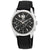 Orient Classic Chronograph Black Dial Mens Watch FTV01004B