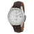 Tag Heuer Carrera Automatic Silver Dial Mens Watch WAR211B.FC6181