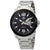 Orient Sport Black Dial Mens Watch FUG1X001B