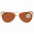 Costa Del Mar Loreto Copper Glass Aviator Sunglasses LR 64 OCGLP