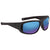 Costa Del Mar Montauk Blue Mirror 580P Wrap Mens Sunglasses MTK 187 OBMP