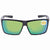 Costa Del Mar Rincon Green Mirror 580P Rectangular X-Large Sunglasses RIN 11 OGMP
