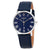 Bulova Classic Blue Dial Mens Watch 96B295