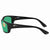 Costa Del Mar Jose Green Mirror Polarized Medium Fit Sunglasses JO 11 OGMP