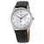 Certina DS-4 Silver Dial Black Leather Mens Watch C022.410.16.030.00
