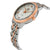 Omega De Ville Automatic Ivory Silvery Diamond Dial Ladies Watch 424.20.33.20.52.003