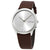 Calvin Klein Minimal Quartz Silver Dial Ladies Watch K3M221G6