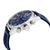 Alpina Startimer Pilot Chronograph Navy Blue Sunray Dial Mens Watch AL-371NN4S6