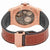 Hublot Classic Fusion Classico Ultra Thin18k Rose Gold Hand Wound 42mm Mens Watch 545.OX.2210.LR