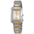 Seiko Core Solar White Dial Ladies Watch SUP379