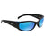 Costa Del Mar Hammerhead Blue Mirror 580G Wrap Sunglasses HH 11 OBMGLP