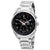 Orient Power Reserve Automatic Black Dial Mens Watch FFM03001B0