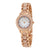 Anne Klein Mother of Pearl Dial Rose Gold-tone Ladies Watch 1492MPRG