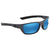 Costa Del Mar Whitetip Blue Mirror Wrap Sunglasses WTP 98 OBMP
