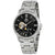 Orient Sun And Moon Automatic Black Dial Mens Watch RA-AS0002B10B