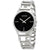 Calvin Klein Stately Quartz Black Dial Ladies Watch K3G23121