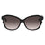 Dior Simply Dior Grey Gradient Square Ladies Sunglasses SIMPLYDIORF D2858EU 58