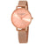 Olivia Burton Big Dial Rose Gold Dial Ladies Watch OB16BD102