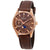 Zenith Heritage Automatic Brown Dial Ladies Watch 22.2310.692/75.C709