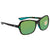 Costa Del Mar Kare Polarized Green Mirror Plastic Sunglasses KAR 116 OGMP
