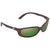 Costa Del Mar Brine Green Mirror 580P Polarized Wrap Sunglasses BR 10 OGMP