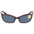 Costa Del Mar Harpoon Gray Polarized Plastic Rectangular Sunglasses HR 10 OGP